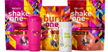 One Diet Pack & Pure Inulin + magneta shaker